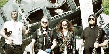 EXPANDER: Neuropunk Boostergang LP From Austin Thrash Outfit Streaming In Its Entirety; Album Sees Release Friday Through Profound Lore