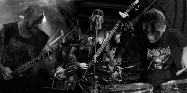 INDOCTRINATE premiere new track at NoCleanSinging.com - features members of SADISTIK GOATHAMMER, HENOSIS+++