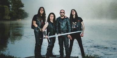 "MEGATON SWORD premiere new track at ""Deaf Forever"" magazine's website, set release date for DYING VICTIMS debut album"