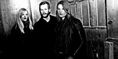 THE WHITE SWAN: Atmospheric Sludge Rock Trio Featuring Members Of Kittie And More To Release Nocturnal Transmission EP This Fall; New Video Playing At Revolver