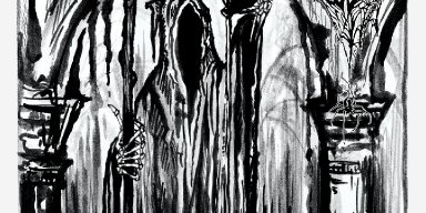 """CRYPT WALK sign to Horror Pain Gore Death Productions; """"Rot Gut Prophecies"""" set for release on September 25th"""