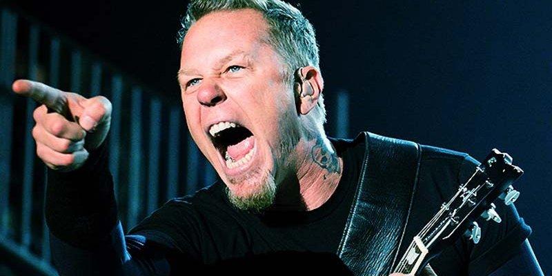 Soundcloud >> James Hetfield Slams Jenner Sisters - The Beast | Metal Devastation Radio