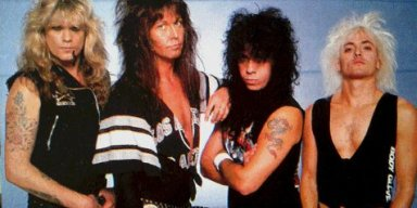 Blackie Lawless Pays Respects To Frankie Banali