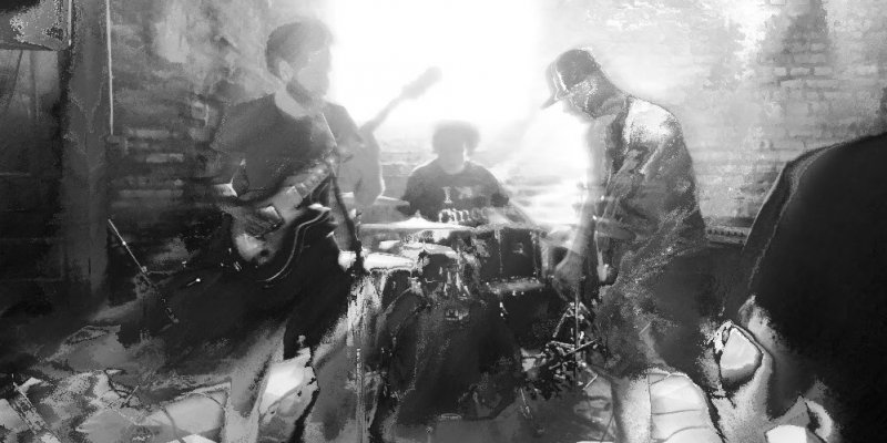 TWIN GOD: New York/New Jersey Noise Rock/Sludge Trio To Release Deaths Debut EP Via Nefarious Industries In September; Teaser Posted
