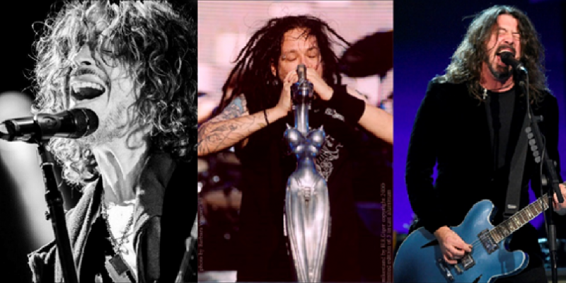 Vocalists Who Played Drums in Their Early-Career Pt. 2