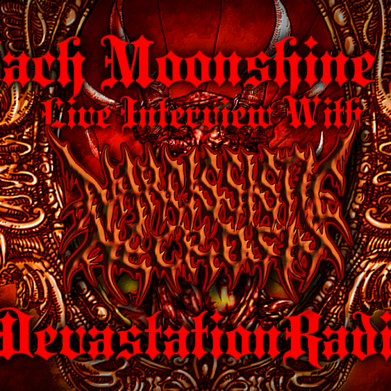 Narcissistic Necrosis - Featured Interview & The Zach Moonshine Show