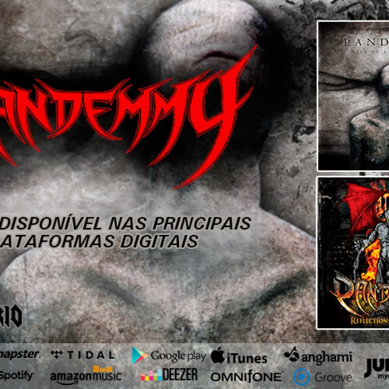 Pandemmy: Official albums available on major streaming platforms!