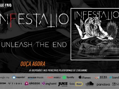 "INFESTATIO: Band releases debut album ""Unleash The End"", listen now!"