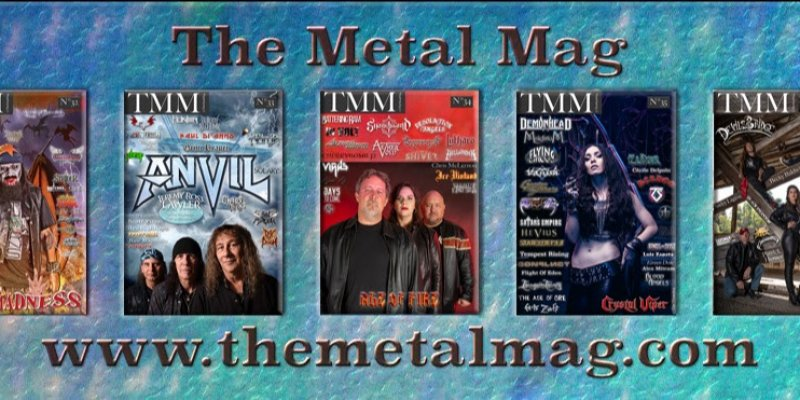 The Metal Mag summer issue is out !