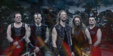 "Ensiferum launches lyric video for ""Run from the Crushing Tide""; new album, 'Thalassic', lands on worldwide charts"