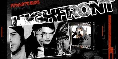 New Promo: HIGHFRONT - Psychotic Bliss (Heavy Hard Rock)