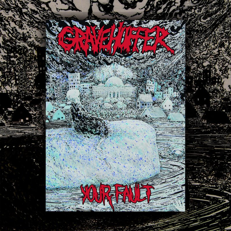 Gravehuffer Is Band Of The Month August 2017