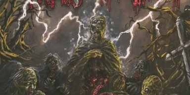 BLOOD HARVEST RECORDS is proud to present R.I.P., the split album between TAPHOS NOMOS and URÐUN