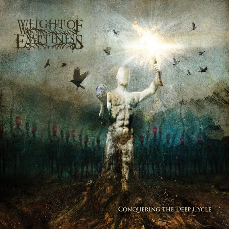 """Weight Of Emptiness - """"Conquering The Deep Cycle"""" Reviewed By BLACKENEDDEATHMETALZINE"""