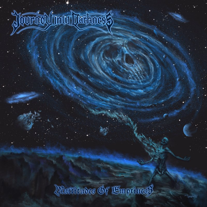 New Promo: Journey Into Darkness - Multitudes Of Emptiness (Symphonic Black Death Metal)