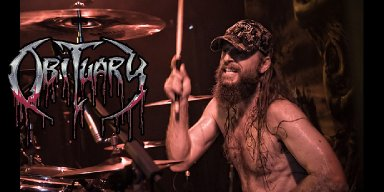 OBITUARY Releases 'Sentence Day' Live Video