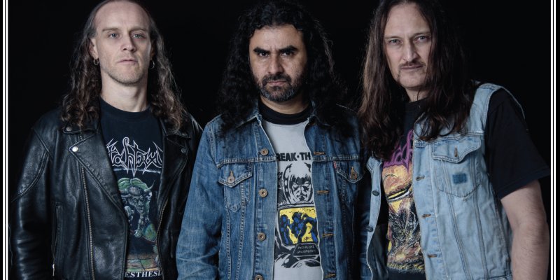 Colombia's WITCHTRAP set release date for new HELLS HEADBANGERS album, reveal first track
