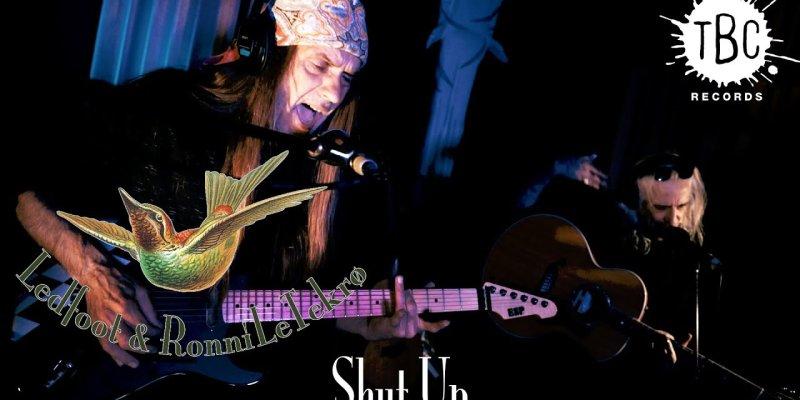 LEDFOOT & RONNI LE TEKRØ Release 'Shut Up' Music Video