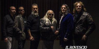 """IL ROVESCIO DELLA MEDAGLIA to release special live album thru JOLLY ROGER: unique performance of 1973's """"Contaminazione"""" classic of Italian prog rock"""