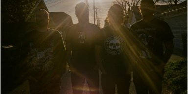 "HORSEWHIP: No Echo Premieres ""Lowlands"" As Laid To Waste LP By Florida Hardcore/Crust Outfit Nears Release Via Roman Numeral Records And Financial Ruin Next Week"