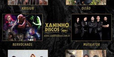 Metal icons albums get special edition via Xaninho Discos