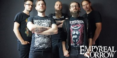 Empyreal Sorrow: Germany's Melodic Death Metal Release FirstSingle/Lyric Video Quiet Depression from Upcoming Album PRÆY