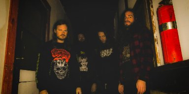 "PLAGUE YEARS: MetalSucks Debuts ""Paradox Of Death"" Video From Detroit Crossover Death Thrashers; Circle Of Darkness Full-Length Out NOW And Streaming Via Entertainment One"