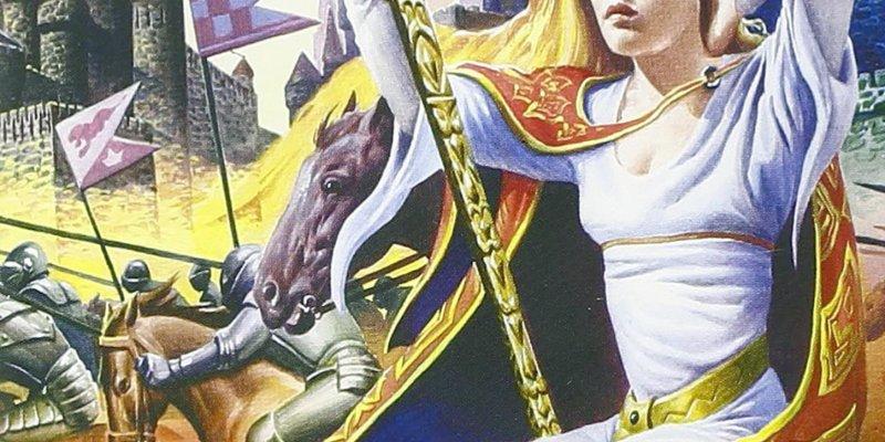 Desdemona - Lady of the Lore  Digital Reprint