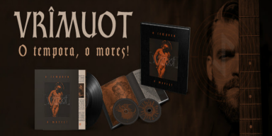 VRÎMUOT release 'Aufbruch' video clip