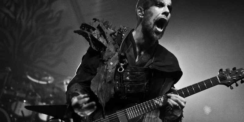 Behemoth's Nergal On Opening For Slayer, You enter the stage like a hungry wolf!