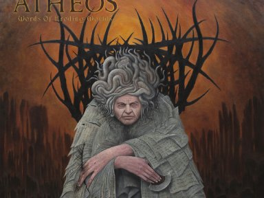 NEW PROMO: Atheos - Words Of Eroding Worlds [Ancient Death Metal Tales From Ireland on Niflhel Records]
