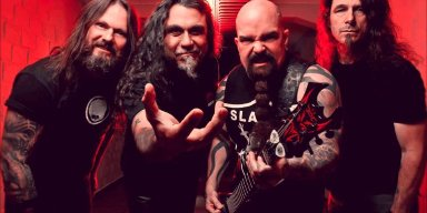 SLAYER: Los Angeles Concert Filmed For Upcoming DVD