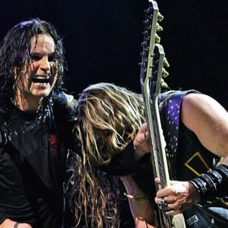 """OZZY OSBOURNE - """"I THINK I'LL DO THIS 'TIL THE DAY I DIE; IT'S NOT A JOB, IT'S A PASSION"""""""