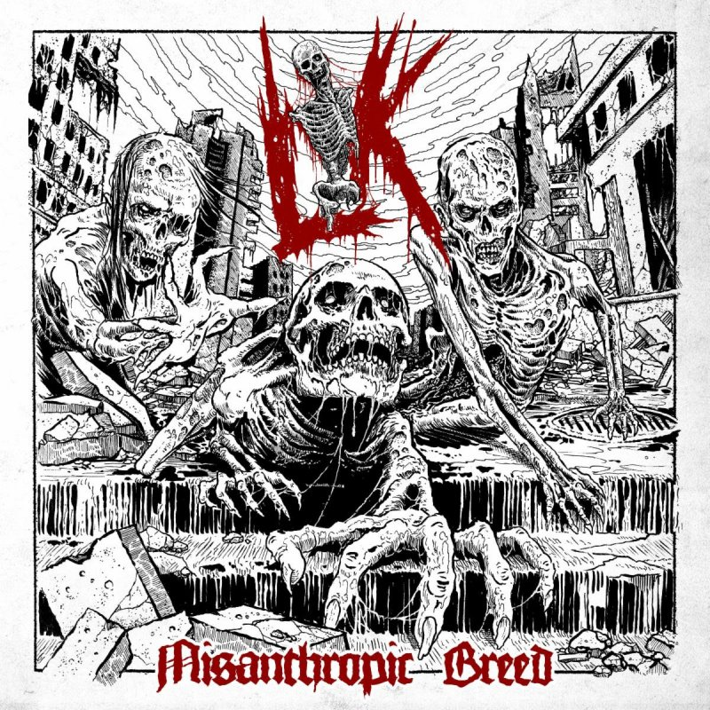 """Stockholm's Lik releases new album, 'Misanthropic Breed', today worldwide; launches video for single """"Morbid Fascination"""""""