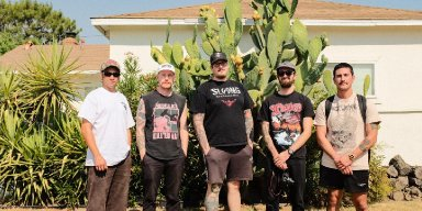 """SCALP: Creator-Destructor Records To Release Domestic Extremity Debut LP By Southern California Death Metal/Hardcore Band; """"Bastard Land"""" Streaming + Preorders Posted"""