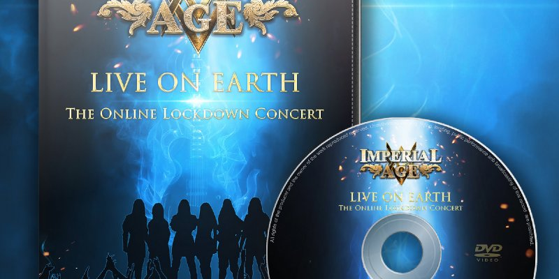 IMPERIAL AGE RELEASE NEW LIVE DVD