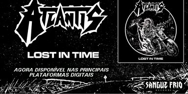 "Atlantis: New single, ""Lost in Time"", now available, check it out!"