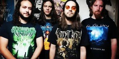 "Canadian Progressive Death Skyless Aeons Streaming New Album ""Drain The Sun"""