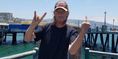 ANGELES' Long-Time Guitar Tech, Scott Ellison, Passes Away!