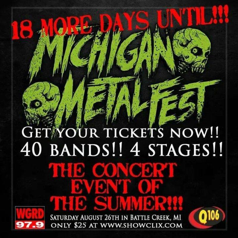 Michigan Metal Fest