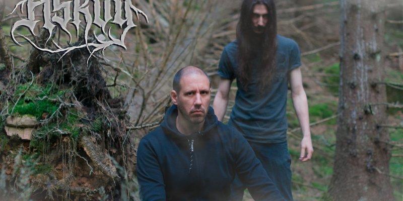 New Music: ÅSKOG (SE): Debut demo by black metal duo