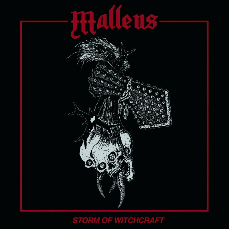 """Storm of Witchcraft 12""""LP / CD / MC by MALLEUS"""