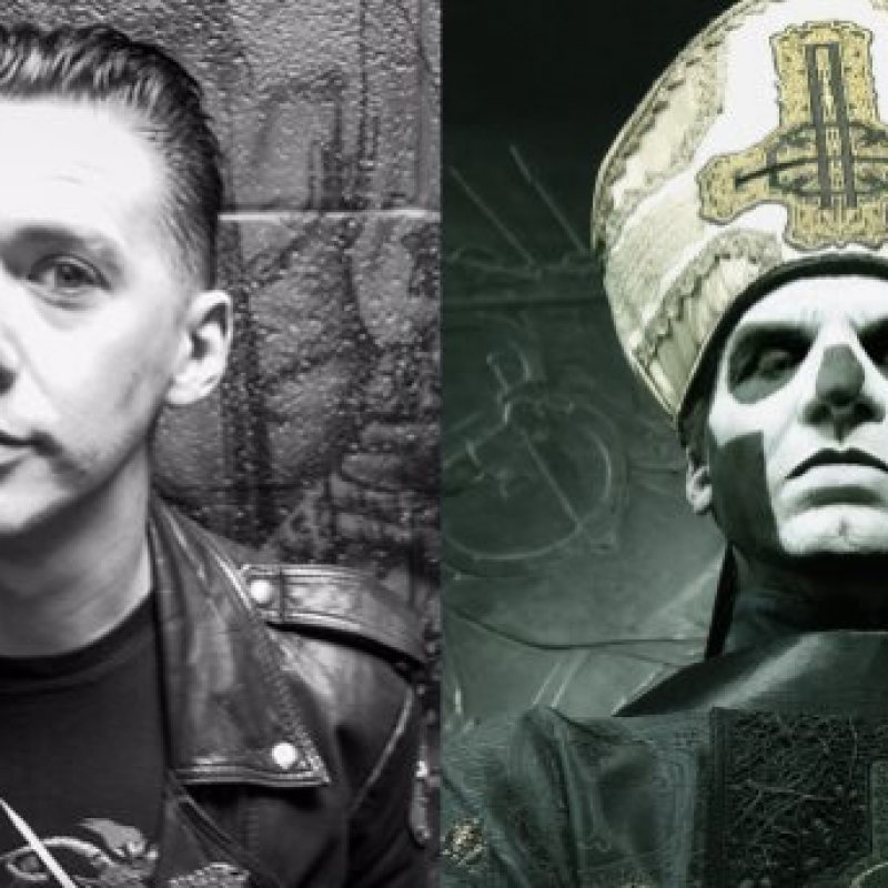 'My Name Is TOBIAS FORGE And I'm The Man Behind The Mask In GHOST'