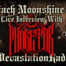 Phobetor - Live Interview - The Zach Moonshine Show