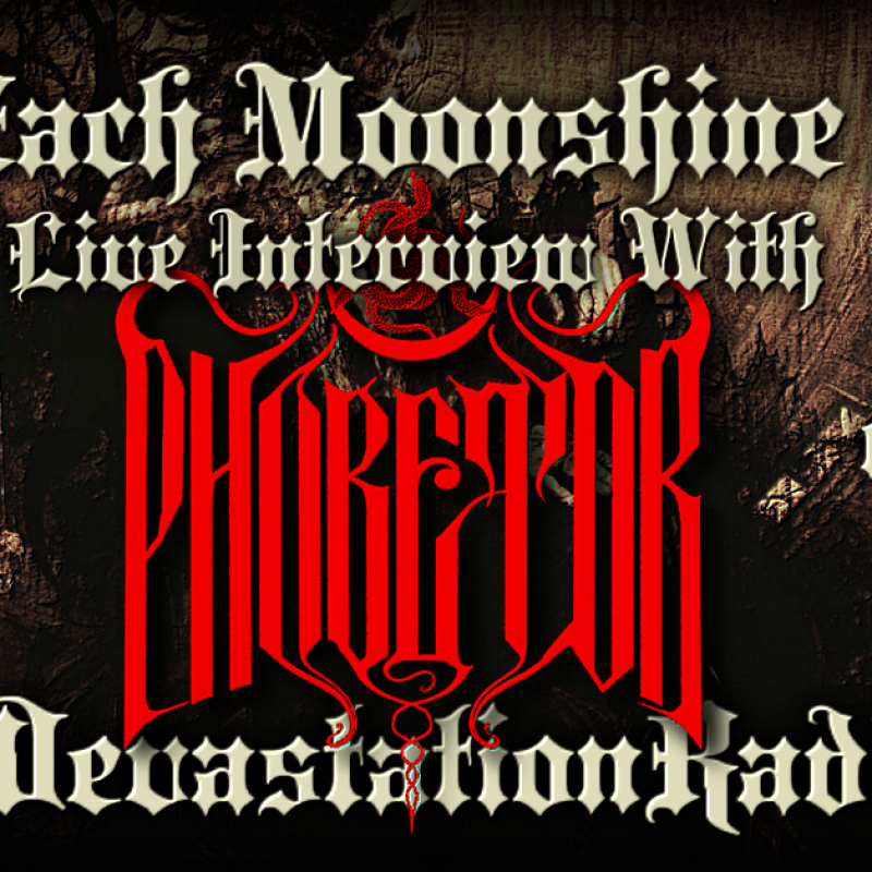 Phobetor - Live Interview - The Zach Moonshine Show