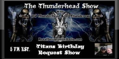 Thunderhead Friday night house party featuring Titans Birthday Bash