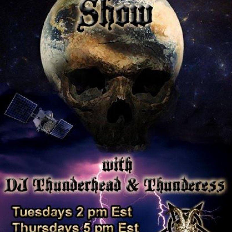 Thunderhead show thank fuck its friday