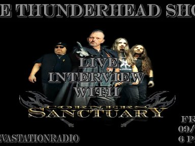 Live Interview This Friday a 09/11/20 at 6 pm est With Band Corners Of  Sanctuary