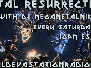 Metal Resurrection Radio Show
