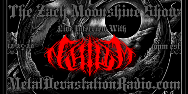 Nihilum - Live Interview - The Zach Moonshine Show